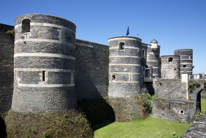 Journées du patrimoine 2019 - Ouverture gratuite du château d'Angers, forteresse de l'Apocalypse