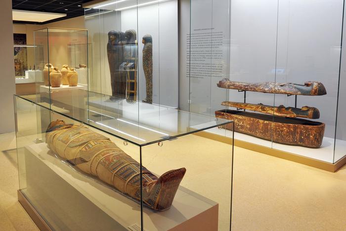 Journées du patrimoine 2019 - Visites-zoom des collections permanentes du Musée de Tessé