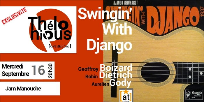 Swingin' with Django