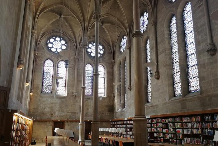 Journées du patrimoine 2019 - Visite libre de l'ancien réfectoire des moines du prieuré Saint-Martin-des-Champs