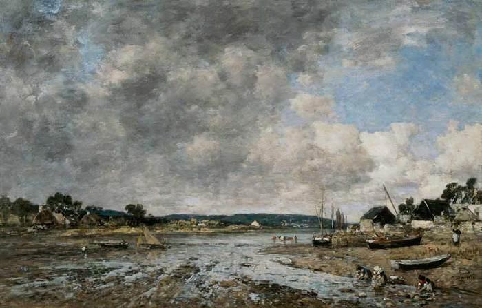 Journées du patrimoine 2020 - Conférence sur Eugène Boudin et ses peintures - Le Faou