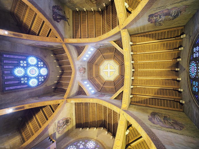 Journées du patrimoine 2019 - Visite guidée de l'église Saint-Louis de Vincennes