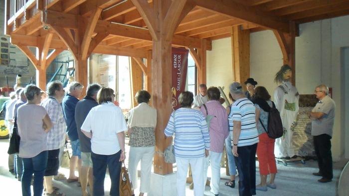 Journées du patrimoine 2019 - Visite guidée des collections