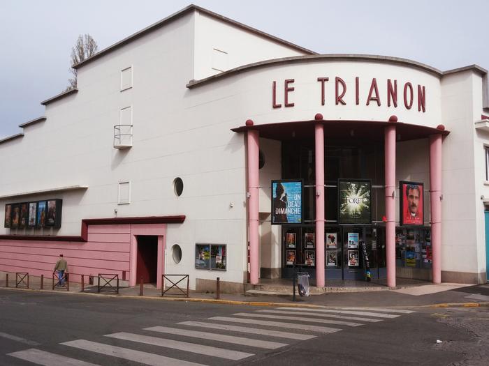 Journées du patrimoine 2019 - Porte ouvertes du Cinéma Le Trianon - visite guidée, animations et projection