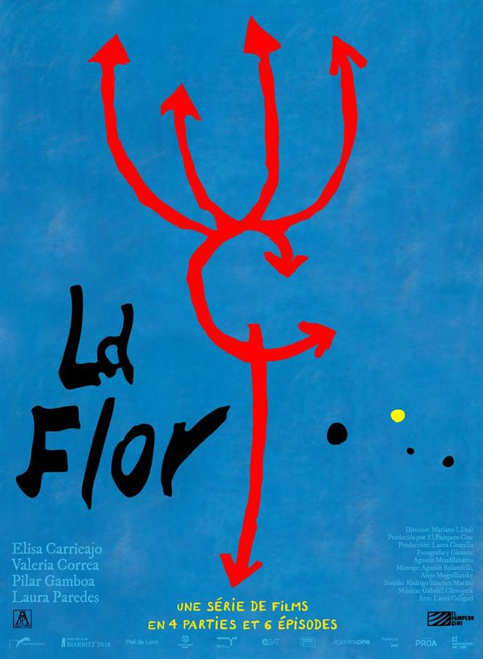 La Flor, de Mariano Llinás