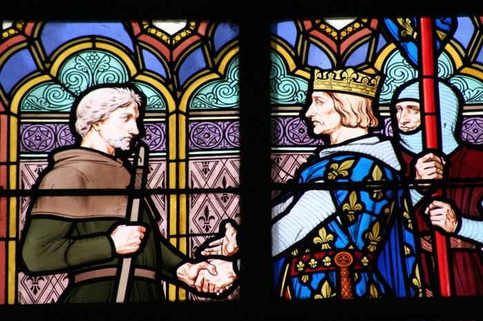 Journées du patrimoine 2020 - Visite guidée et commentée de l'église et des vitraux