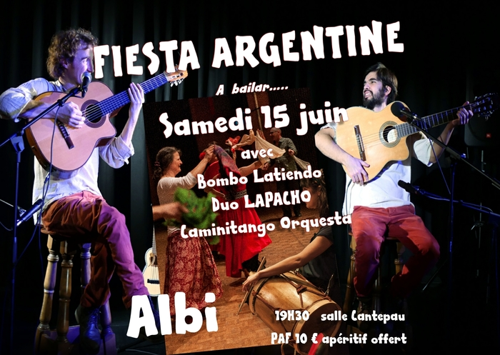 Un voyage musical en Argentine avec Albi Tango Amigo
