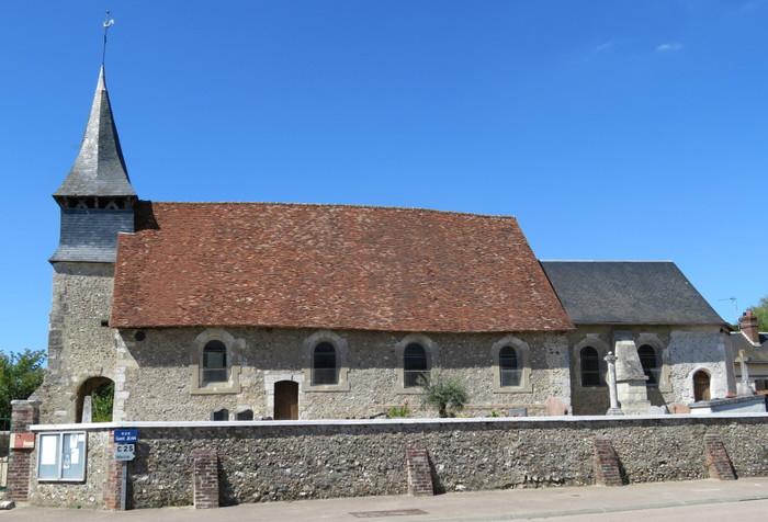 Journées du patrimoine 2019 - Visite libre de l'église de la Sainte-Trinité