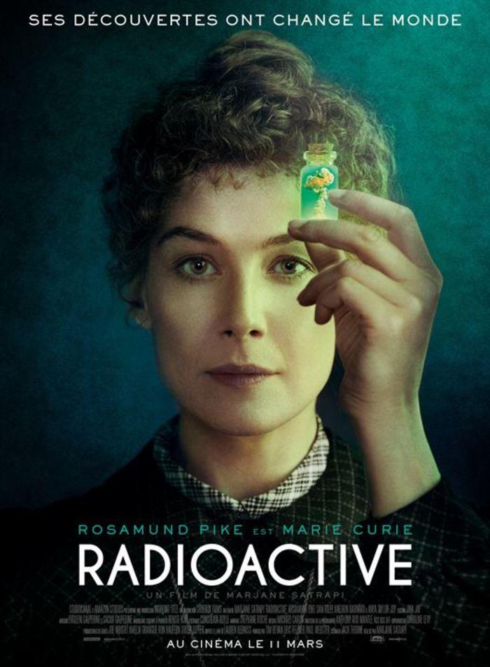 Biopic (VF) de Marjane Satrapi avec Rosamund Pike... - ANGLETERRE - 2020 - 1H50