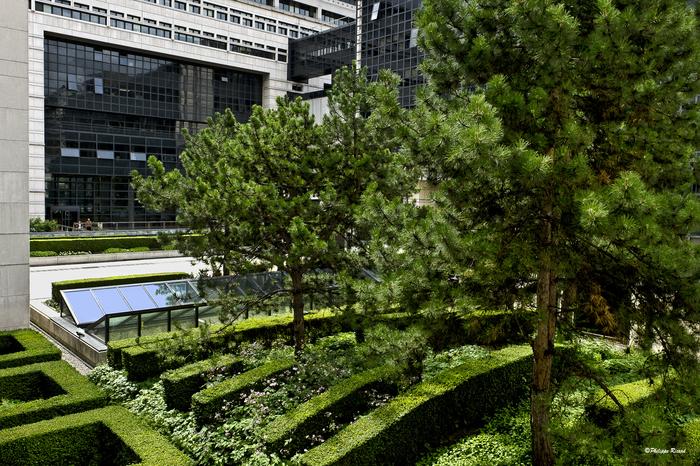 Journées du patrimoine 2020 - Exposition Bercy vert