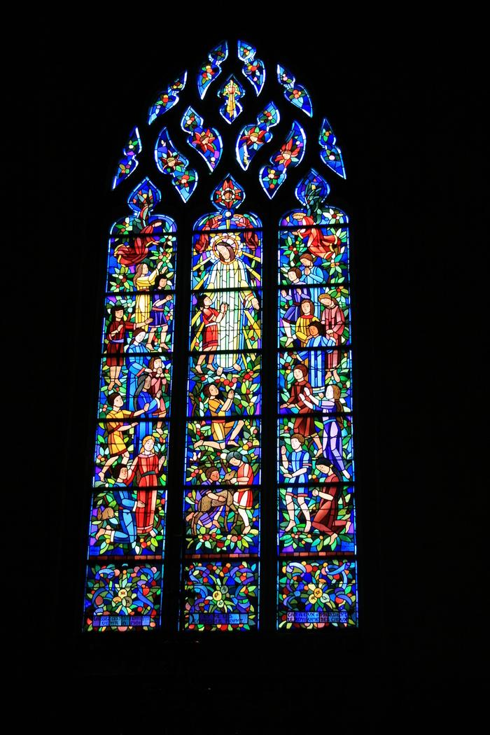 Journées du patrimoine 2020 - Visite de la collégiale Saint-Etienne