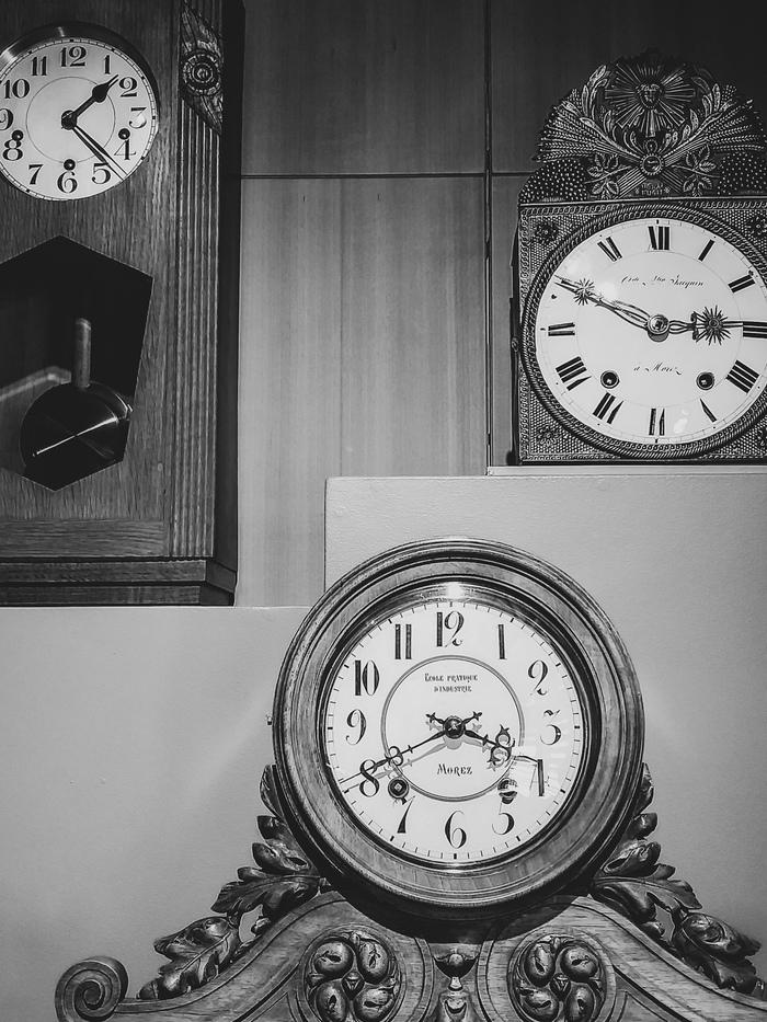 Nuit des musées 2019 -Atelier Horloge
