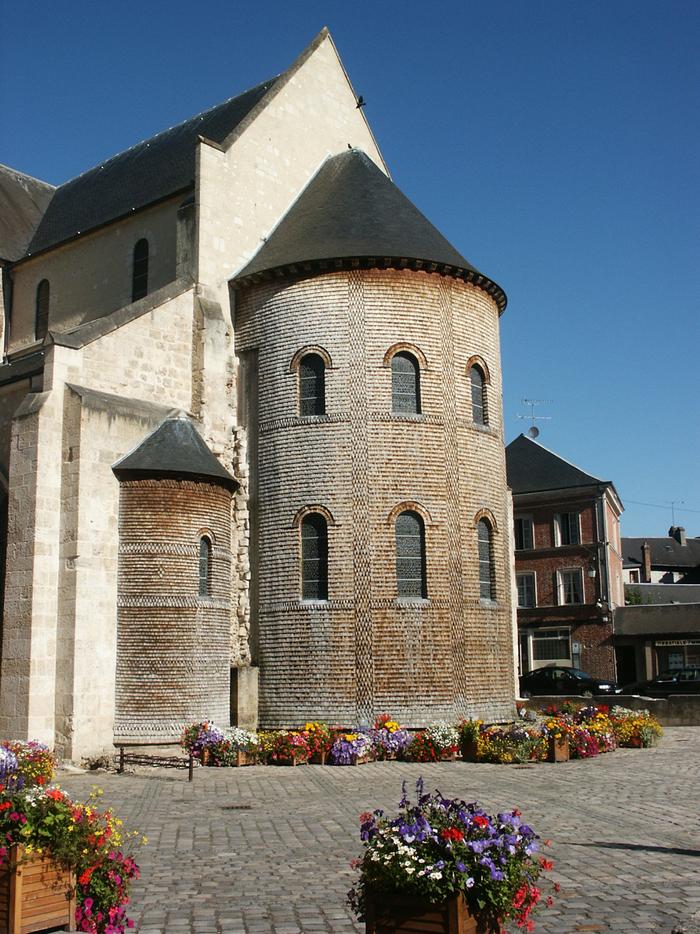 Journées du patrimoine 2019 - Visite guidée de l'abbatiale Notre-Dame