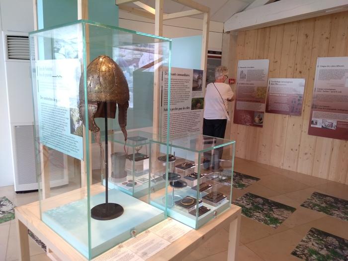 Journées du patrimoine 2019 - Visite guidée et atelier jeune public spécial archéologie