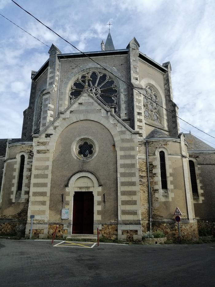 Journées du patrimoine 2020 - Église Saint-Didier