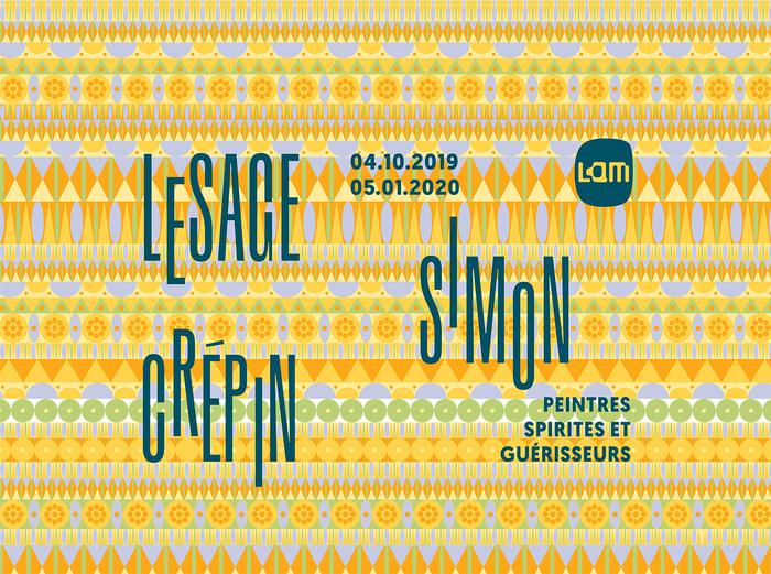Simon, Lesage, Crépin