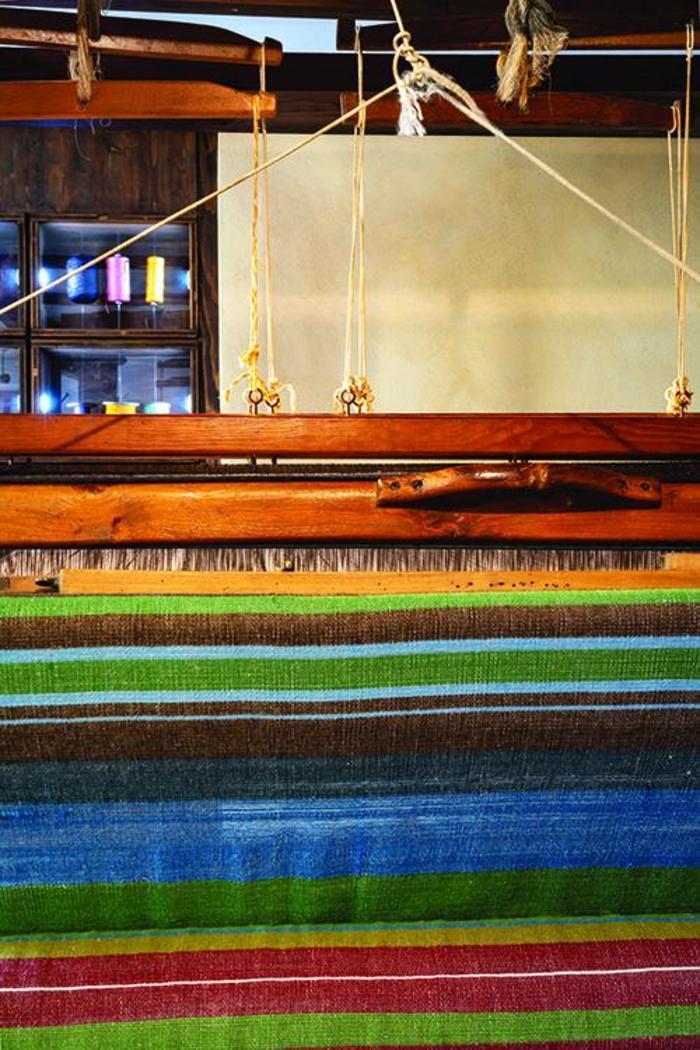 Journées du patrimoine 2020 - Visite guidée de l'Atelier Musée du Tissage