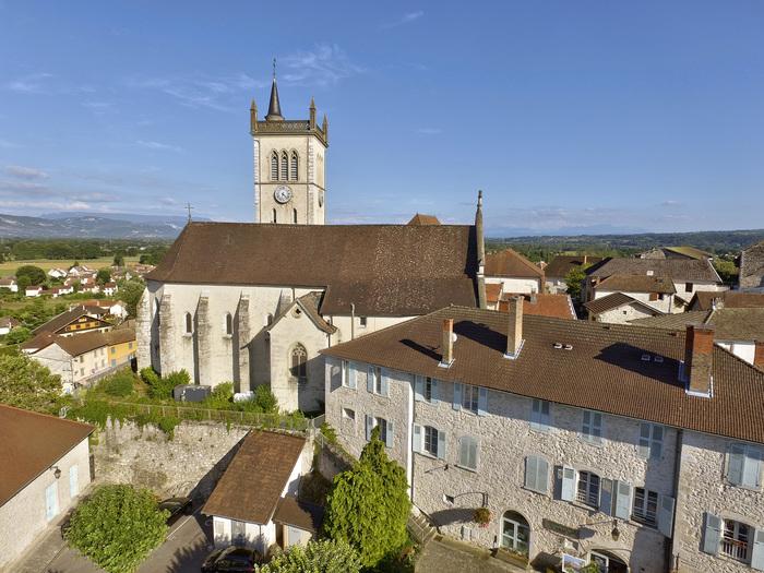 Journées du patrimoine 2020 - Partez à la découverte de Morestel, la Cité des Peintres.
