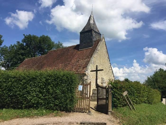 Journées du patrimoine 2020 - Visite de l'église Saint-Saturnin des Lignerits d'Ecorches