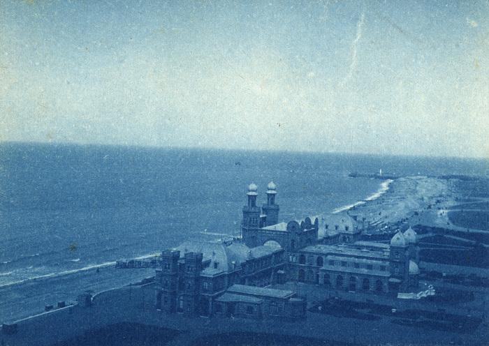 Journées du patrimoine 2020 - Démonstration d'un procédé photographique ancien : le cyanotype