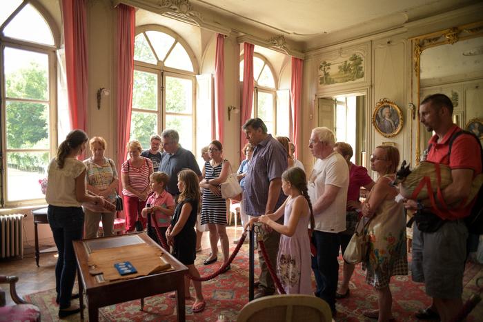 Journées du patrimoine 2019 - Visite guidée en découvrant les arts et divertissement au château