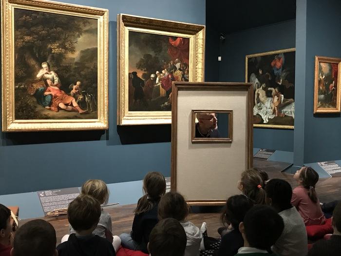 Plongez dans l'univers merveilleux des balades contées autour des œuvres du musée des Beaux-Arts !