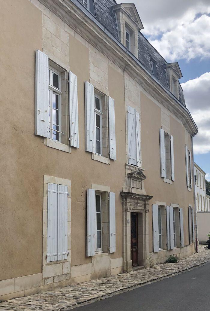 Journées du patrimoine 2019 - Visite guidée du quartier du Bourgneuf