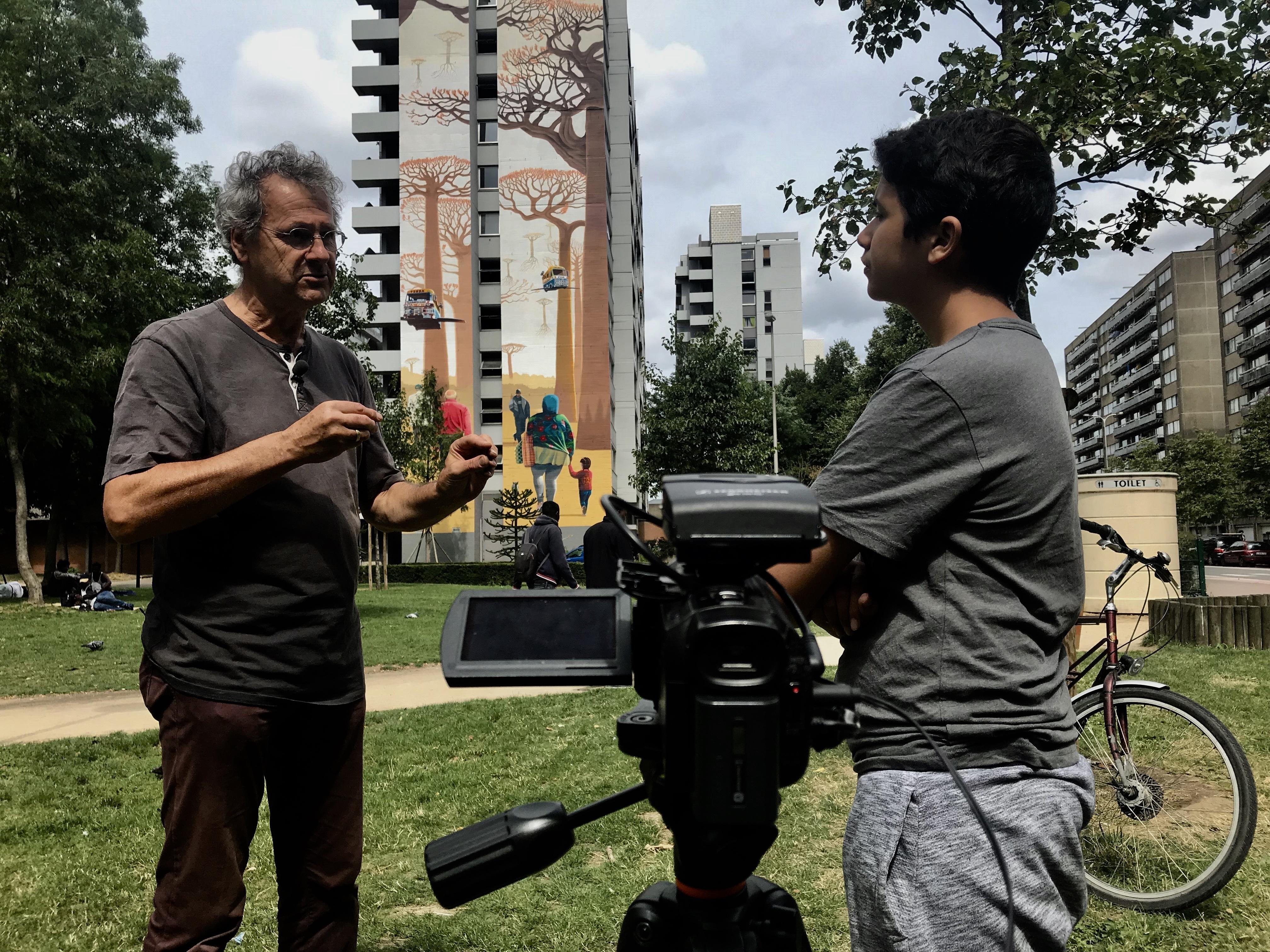 Du 22 février au 26 février, la Ville d'Arles organise pour les jeunes de 14 à 17 ans un festival de vidéo-reportage 100% en distanciel et gratuit