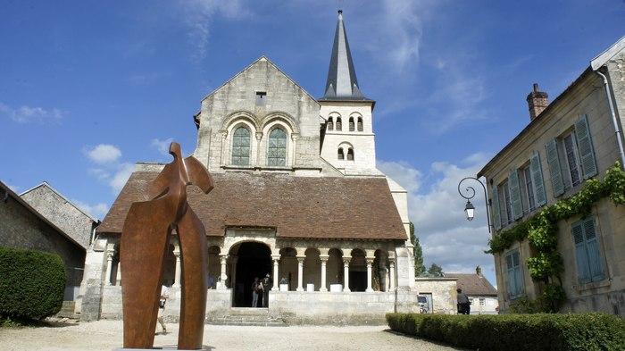 Journées du patrimoine 2020 - Visite de l'église Saint-Sauveur d'Hermonville