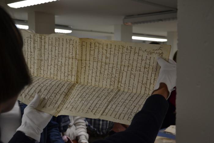 Journées du patrimoine 2019 - Les Archives : côté coulisses