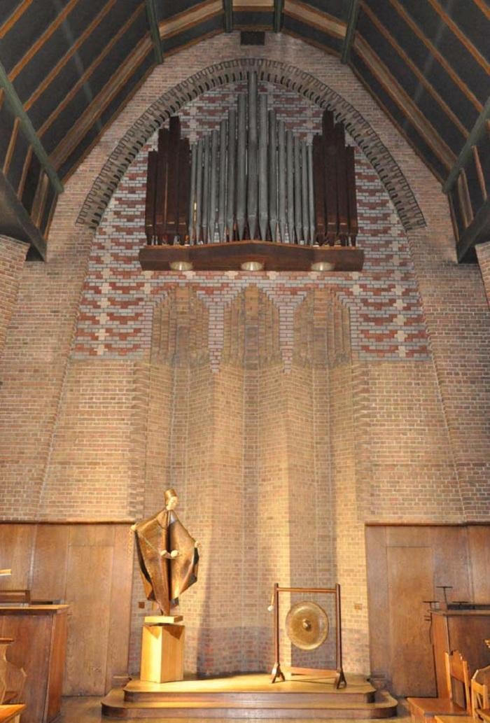 Journées du patrimoine 2020 - Présentation du Grand Orgue du monastère
