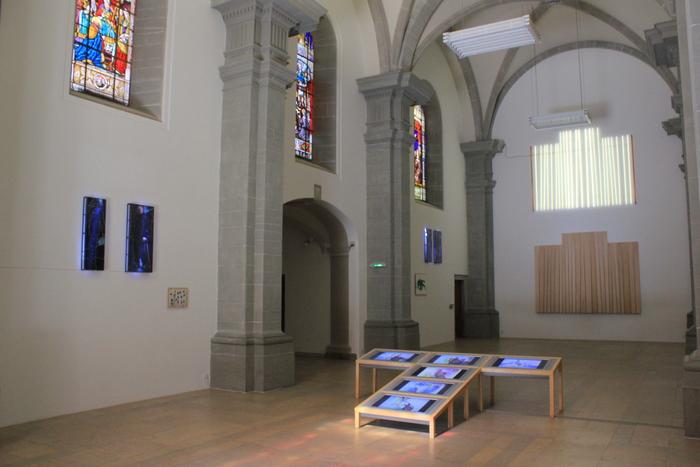 Journées du patrimoine 2019 - Visite libre de la chapelle - espace d'art contemporain