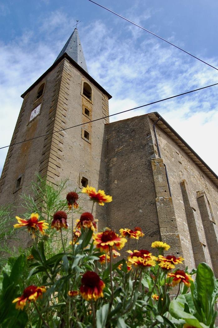 Journées du patrimoine 2019 - Visite libre de l'église-halle de Waville