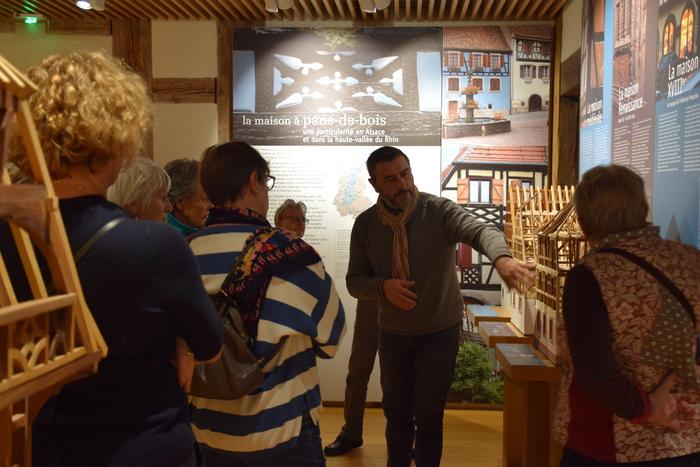 Journées du patrimoine 2020 - Visite guidée des ateliers de la Seigneurie