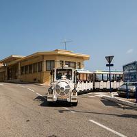 Menton - Parcours touristique : le petit train de Menton