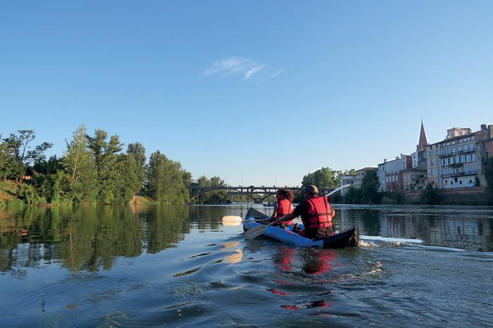 Journées du patrimoine 2019 - Visite guidée en kayak