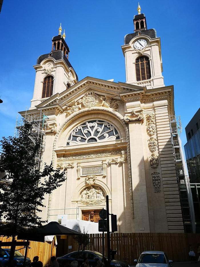 Journées du patrimoine 2019 - Histoire et restaurations de la chapelle de l'Hôtel-Dieu
