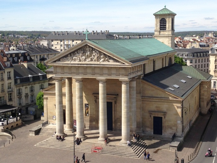 Journées du patrimoine 2019 - Visite de l'église de Saint-Germain