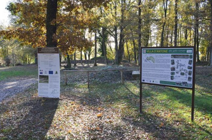 Journées du patrimoine 2019 - À la découverte de la villa gallo-romaine d'Antone