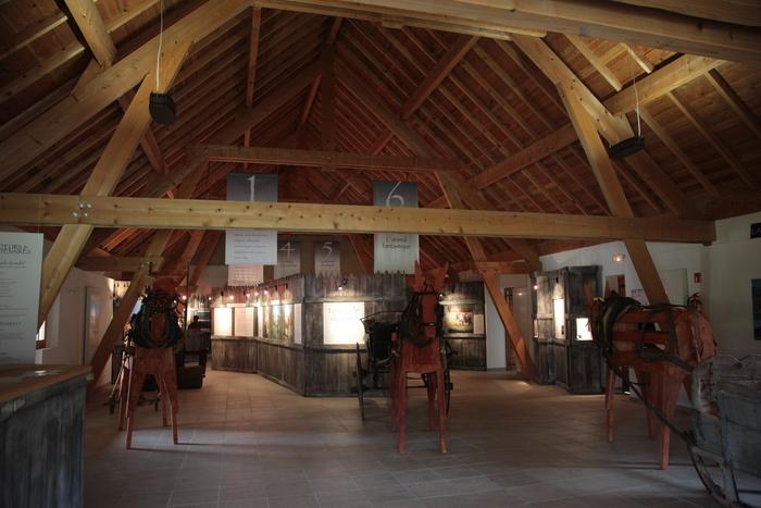 Journées du patrimoine 2020 - Visites libres ou guidées des expositions de la Maison du mulet