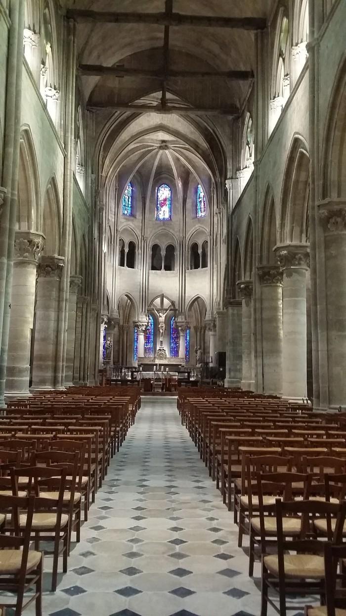 Journées du patrimoine 2019 - Visite guidée - Eglise Saint-Pierre-Saint-Paul de Gonesse