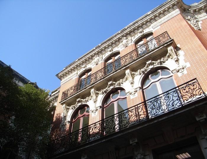 Journées du patrimoine 2019 - Visite guidée du bâtiment Art nouveau (Canopé Toulouse)