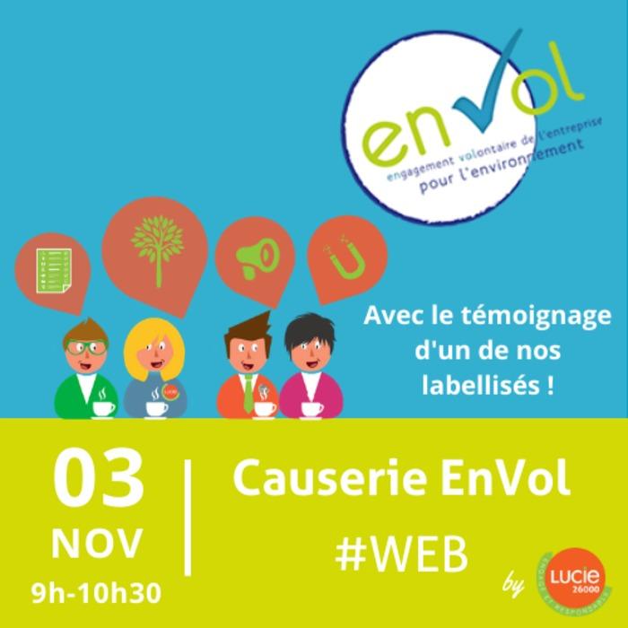 Causerie EnVol