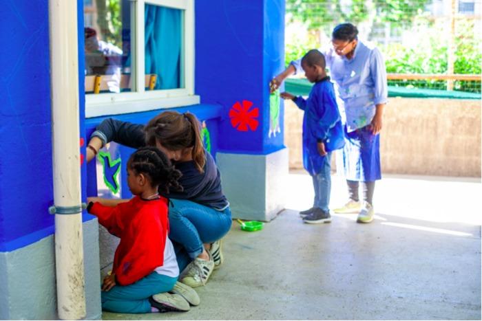 Journées du patrimoine 2020 - Annulé   Exposition photos - L'art urbain à l'école