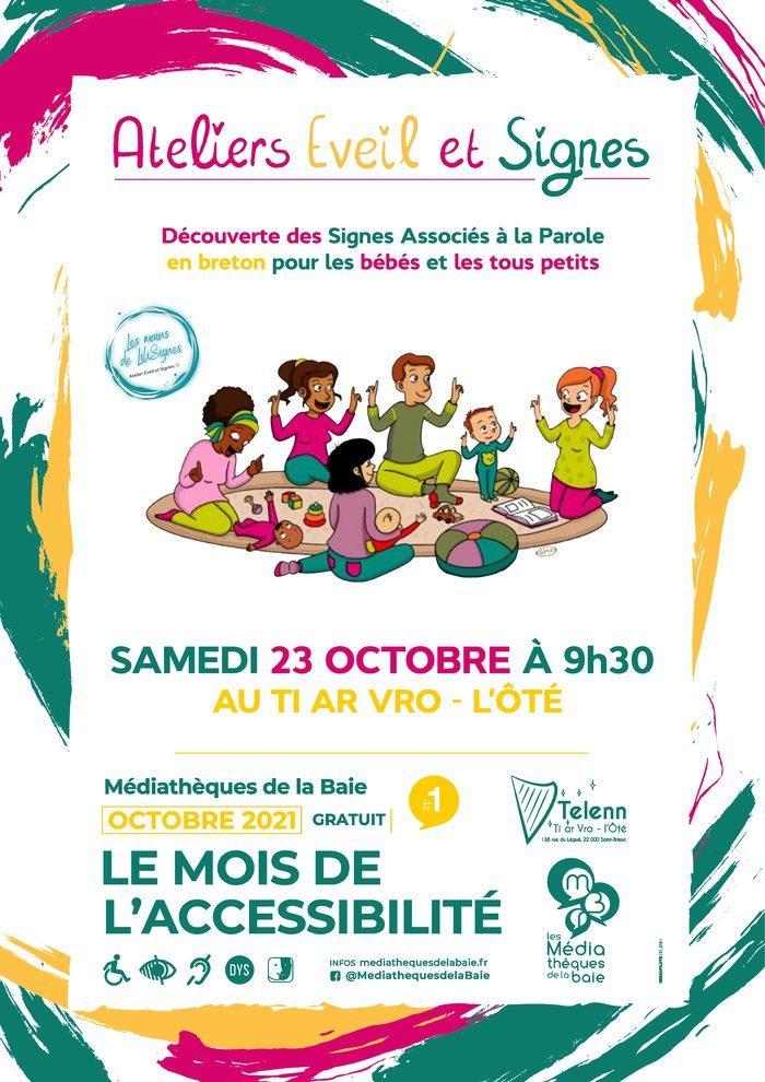 Atelier Éveil et Signes en français et breton