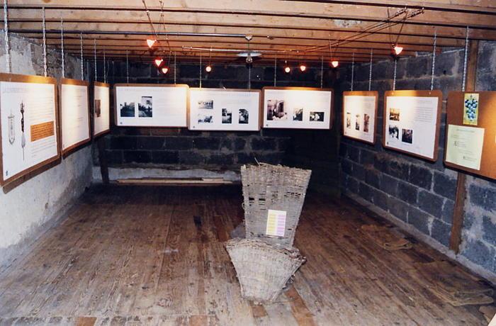 Journées du patrimoine 2020 - Exposition au moulin Chevalier