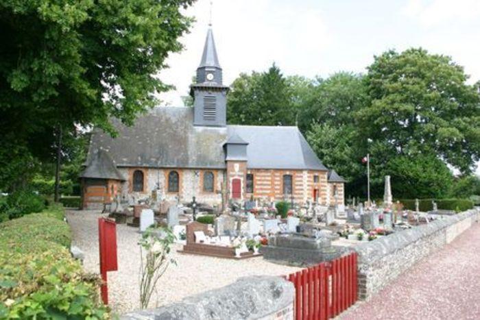 Journées du patrimoine 2019 - Visite libre de l'église Notre-Dame de la Nativité de Bois-Héroult