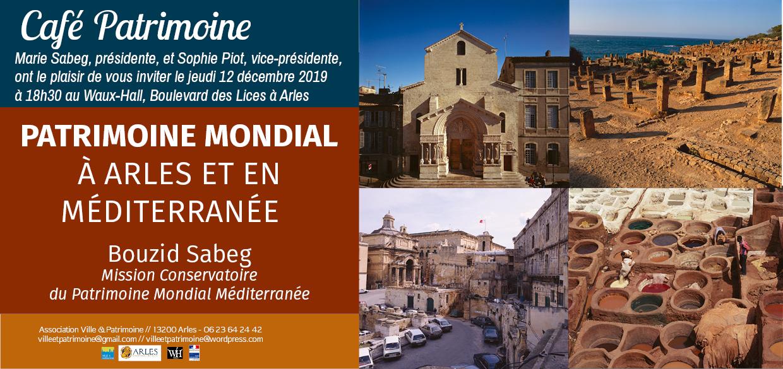 Arles et le Patrimoine Mondial