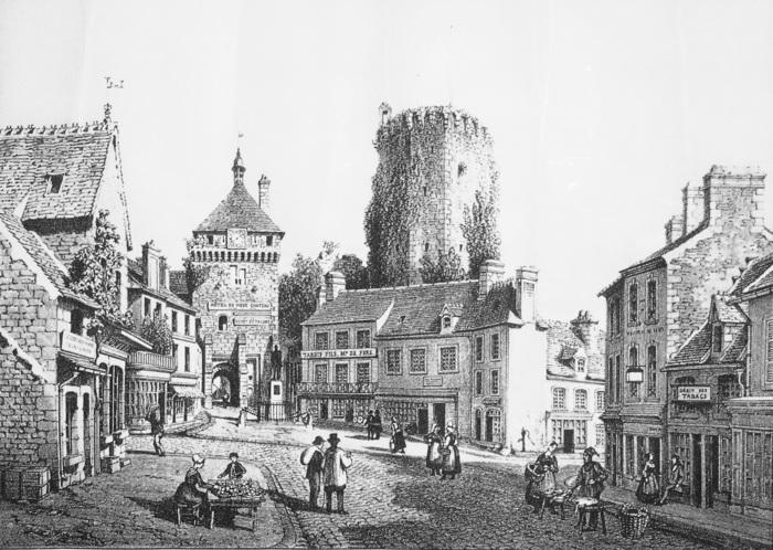 Journées du patrimoine 2019 - Visite guidée de Bricquebec au Moyen-âge