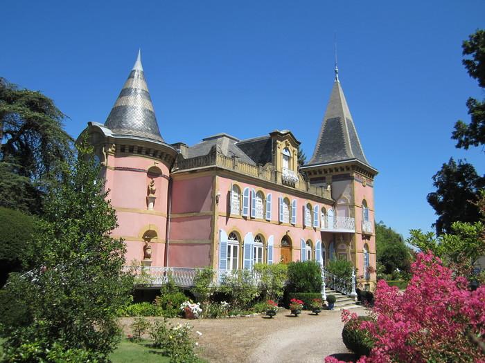 Journées du patrimoine 2019 - Castel et visite guidée du parc classé